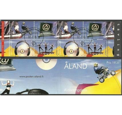 Znaczek Wyspy Alandzkie 1998 Mi mh 6 Stemplowane