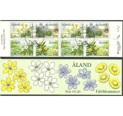 Znaczek Wyspy Alandzkie 1997 Mi mh 5 Stemplowane