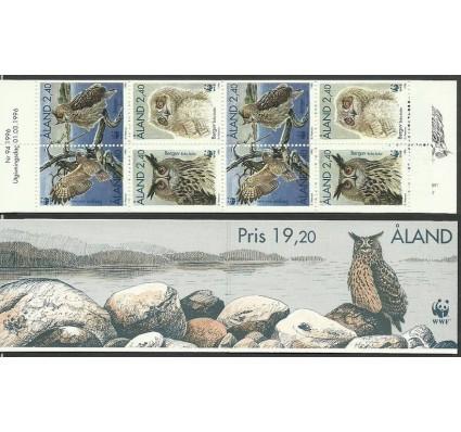 Znaczek Wyspy Alandzkie 1996 Mi mh 4 Stemplowane