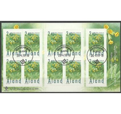 Znaczek Wyspy Alandzkie 1999 Mi fol156 Stemplowane