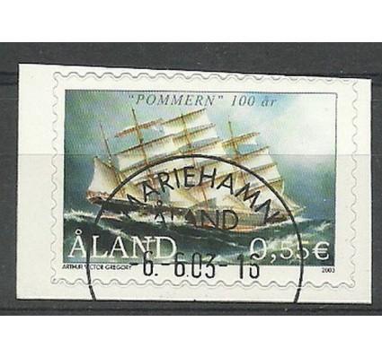 Znaczek Wyspy Alandzkie 2003 Mi 224 Stemplowane