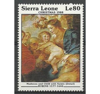 Znaczek Sierra Leone 1988 Mi 1149 Czyste **