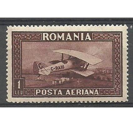 Znaczek Rumunia 1928 Mi 336Y Czyste **