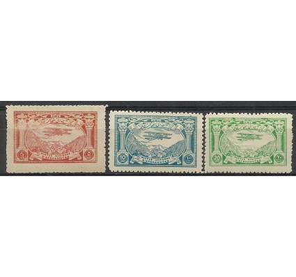 Znaczek Afganistan 1939 Mi 296-298 Czyste **