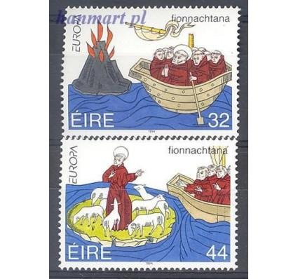 Znaczek Irlandia 1994 Mi 855-856 Czyste **