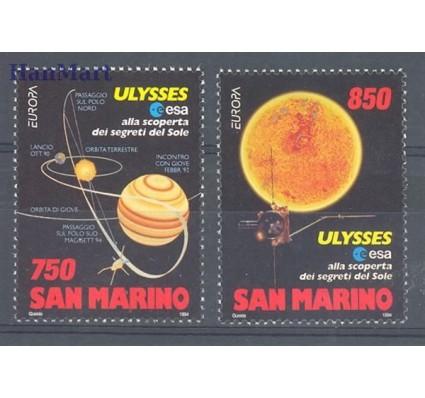 Znaczek San Marino 1994 Mi 1575-1576 Czyste **