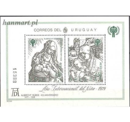 Urugwaj 1979 Mi bl 43 Czyste **