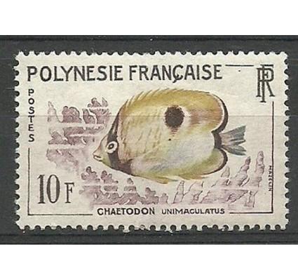 Znaczek Polinezja Francuska 1962 Mi 25 Czyste **