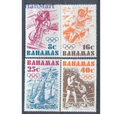 Znaczek Bahamy 1976 Mi 398-401 Czyste **