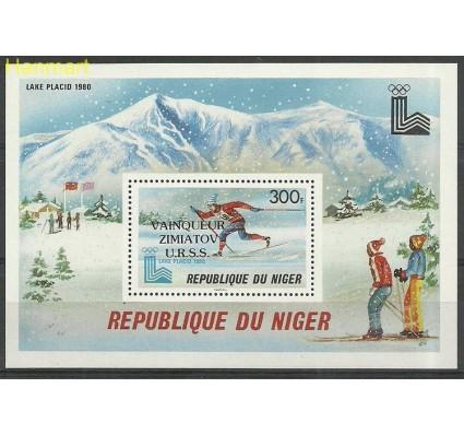 Znaczek Niger 1980 Mi bl 28 Czyste **