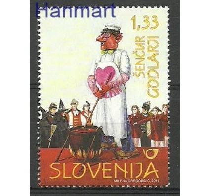 Znaczek Słowenia 2011 Mi 882 Czyste **