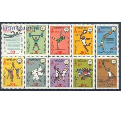 Znaczek Kuwejt 1980 Mi 862-871 Czyste **