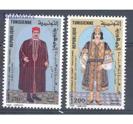 Znaczek Tunezja 1996 Mi 1326-1327 Czyste **