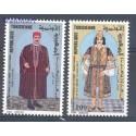Tunezja 1996 Mi 1326-1327 Czyste **