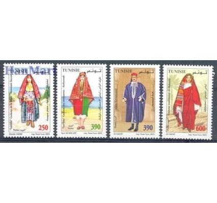 Znaczek Tunezja 2005 Mi 1616-1619 Czyste **