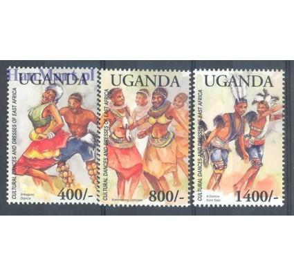 Znaczek Uganda 2003 Mi 2576-2578 Czyste **