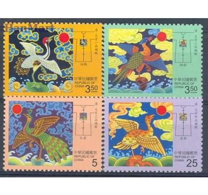 Znaczek Tajwan 2005 Mi 3017-3020 Czyste **