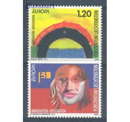 Znaczek Liechtenstein 2006 Mi 1400-1401 Czyste **