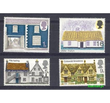 Znaczek Wielka Brytania 1970 Mi 535-538 Czyste **