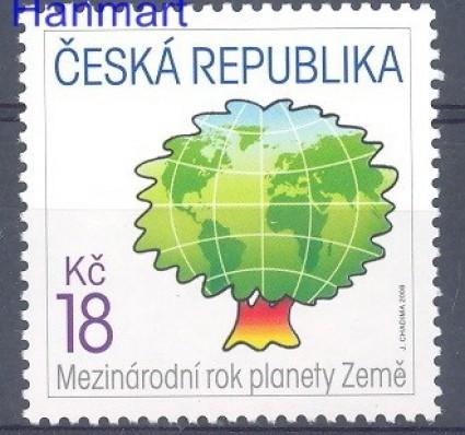 Znaczek Czechy 2008 Mi 545 Czyste **