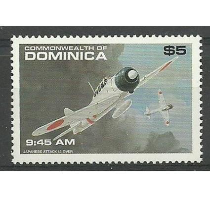 Znaczek Dominika 1991 Mi 1449 Czyste **