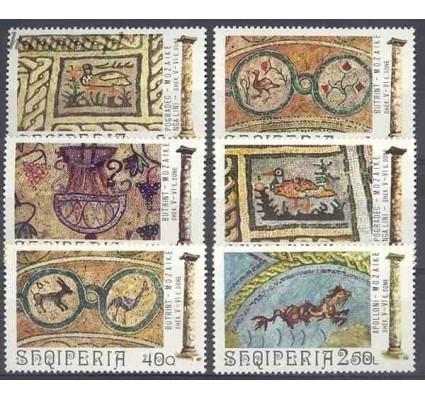 Znaczek Albania 1974 Mi 1682-1687 Czyste **