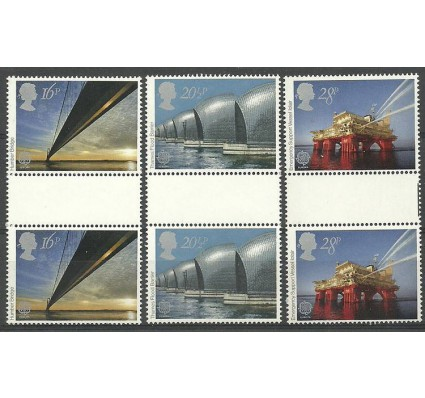 Znaczek Wielka Brytania 1983 Mi 953-955 Czyste **