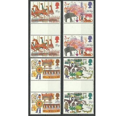 Znaczek Wielka Brytania 1983 Mi 966-969 Czyste **