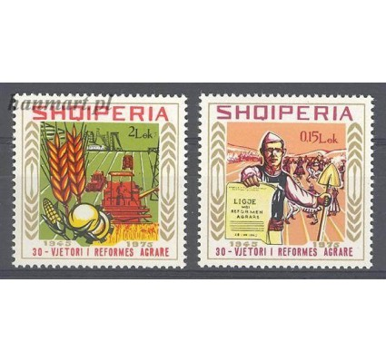Albania 1975 Mi 1800-1801 Czyste **
