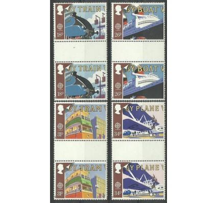 Znaczek Wielka Brytania 1988 Mi 1147-1150 Czyste **