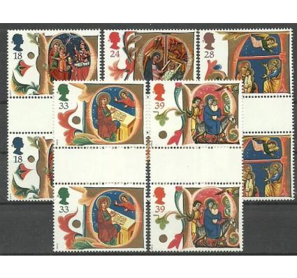 Znaczek Wielka Brytania 1991 Mi 1367-1371 Czyste **