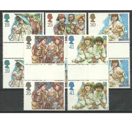 Znaczek Wielka Brytania 1992 Mi 1539-1543 Czyste **