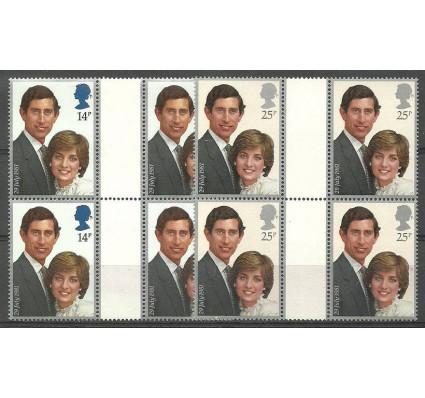 Znaczek Wielka Brytania 1981 Mi 884-885 Czyste **