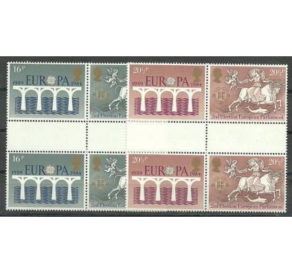 Znaczek Wielka Brytania 1984 Mi 988-991 Czyste **