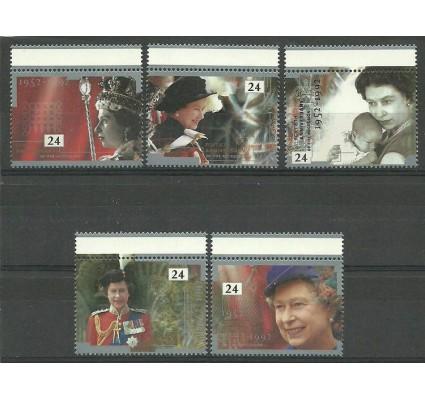 Znaczek Wielka Brytania 1992 Mi 1387-1391 Czyste **