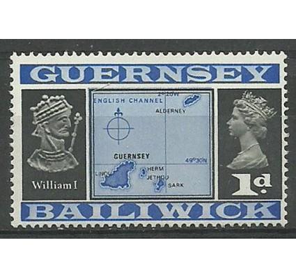 Znaczek Guernsey 1969 Mi 9I Czyste **