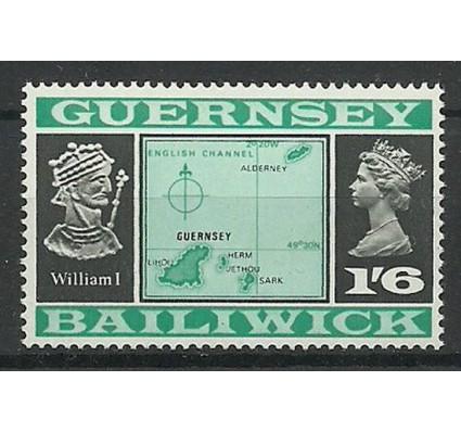 Znaczek Guernsey 1970 Mi 18II Czyste **
