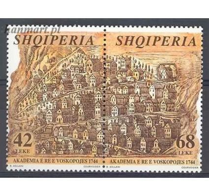 Znaczek Albania 1995 Mi 2553-2554 Czyste **