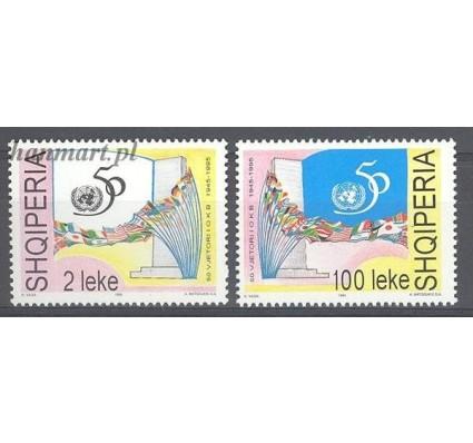 Albania 1995 Mi 2565-2566 Czyste **