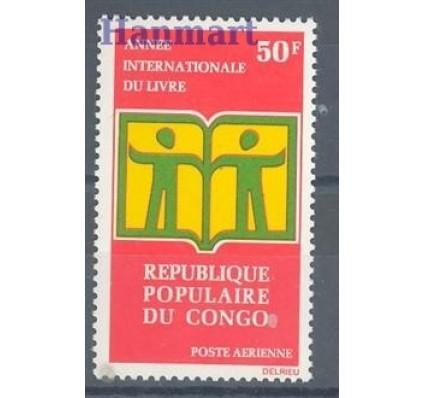 Znaczek Kongo 1972 Mi 349 Czyste **