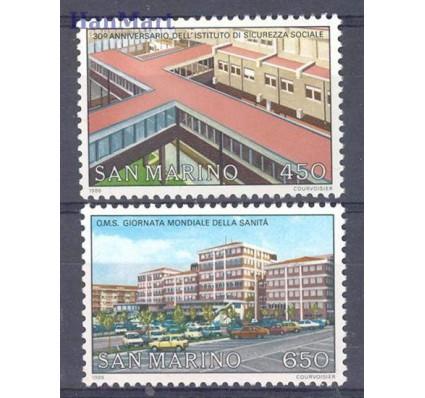 Znaczek San Marino 1986 Mi 1335-1336 Czyste **