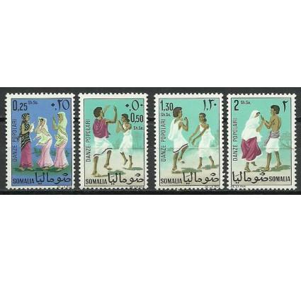 Znaczek Somalia 1967 Mi 103-106 Czyste **
