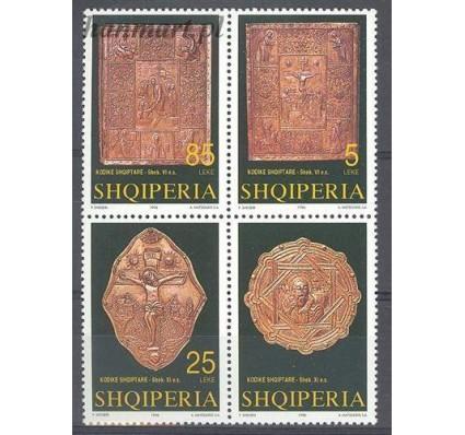 Znaczek Albania 1996 Mi 2604-2606 Czyste **