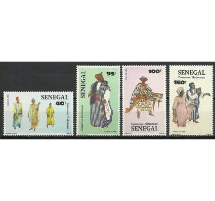 Znaczek Senegal 1985 Mi 857-860 Czyste **