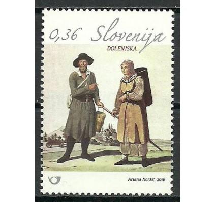 Znaczek Słowenia 2016 Mi 1183 Czyste **