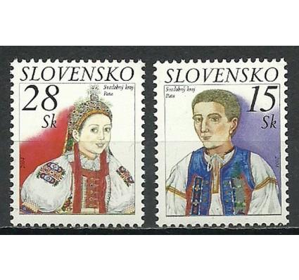 Znaczek Słowacja 2004 Mi 481-482 Czyste **