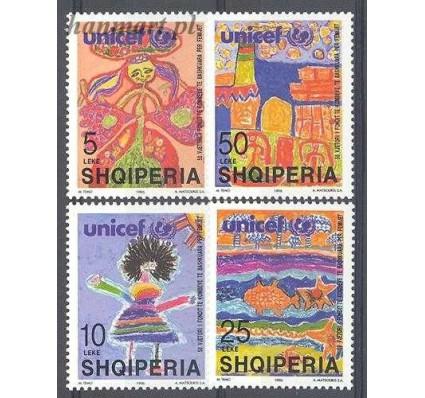 Znaczek Albania 1996 Mi 2607-2610 Czyste **