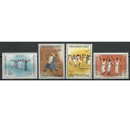 Znaczek Somalia 1973 Mi 199-202 Czyste **