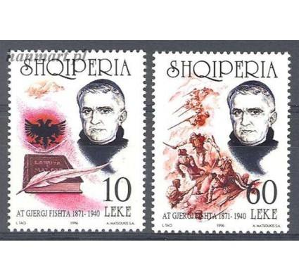 Znaczek Albania 1996 Mi 2611-2612 Czyste **