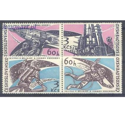 Znaczek Czechosłowacja 1965 Mi 1529-1532 Czyste **